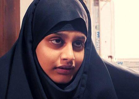 دختر بریتانیایی عضو داعش دیگر نمیتواند به بریتانیا برگردد