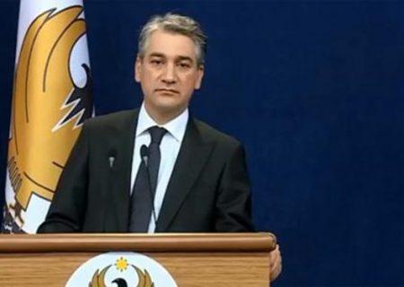 توضیح اقلیم کردستان عراق درباره چاپ تمبرهای جنجالی