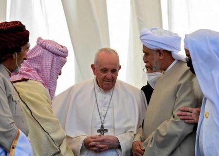 درس هایی از سفر پاپ فرانسیس به عراق