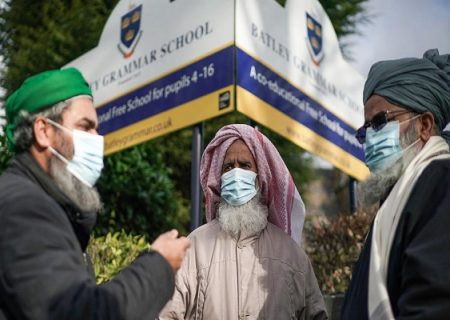 نامه رهبران مسلمان انگلستان به بوریس جانسون