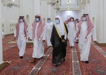 حذف گسترده ائمه مساجد و روحانیون در عربستان سعودی