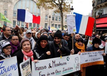تلاش پاریس برای ظلم و ستم بیشتر به زنان مسلمان
