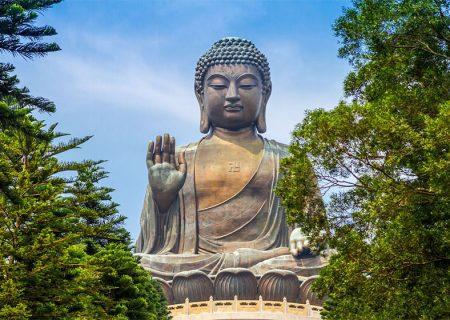 چالشهای آیین بودایی