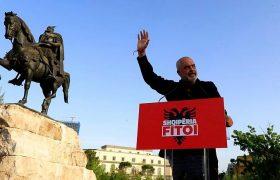 سوسیالیستها برای سومین دوره پیاپی زمام امور را در آلبانی در دست خواهند داشت