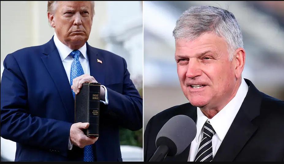 تلاش مسیحیتانجیلی برای احیای «ترامپ