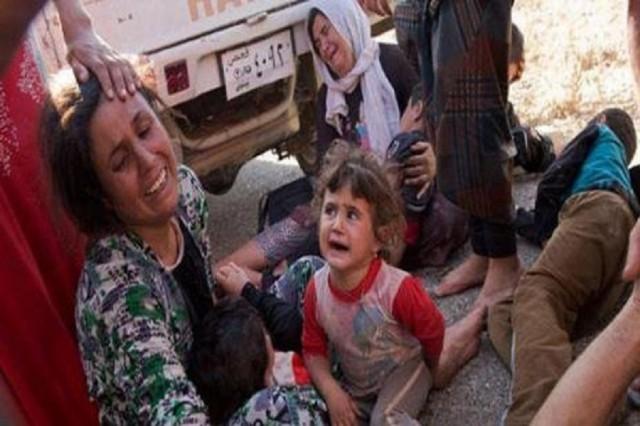 روایت مصیبت زنان ایزدی، قربانیان بدترین جنایات داعش در سرزمین غرق خون+ تصاویر