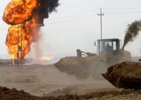 حمله داعش به ۲ چاه نفتی در کرکوک عراق