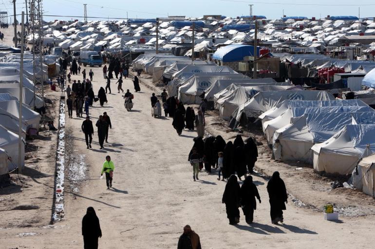 هشدار نسبت به بازگشت داعش از اردوگاه الهول به عراق