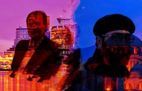 رقابت حلقه ترکیه و حلقه ونکوور برای لیدری عرفان حلقه/ تلاش طاهری برای جلوگیری از نابودی کاخ آرزوهایش