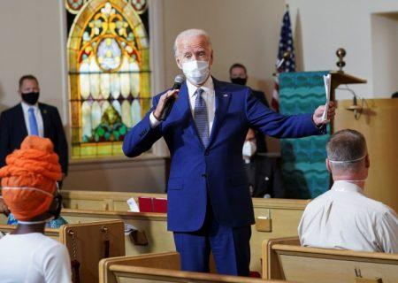 جو بایدن نام خدا را از روز ملی دعا حذف کرد