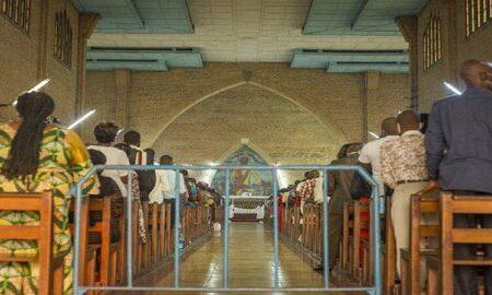 انفجار بمب در یک کلیسای کاتولیک در کنگو