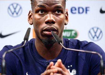 تمجید از اقدام بازیکن مسلمان تیم ملی فرانسه در مصاحبه مطبوعاتی