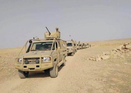 ۶ مخفیگاه تروریستهای داعش در سامراء کشف و منهدم شد