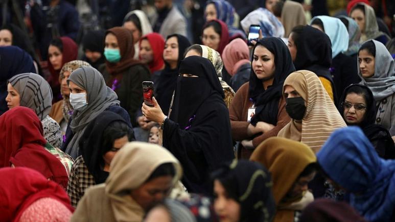 طالبان روی کار آمدن حکومت اصیل اسلامی را شرط تامین حقوق زنان دانست