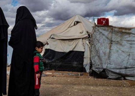 درباره وضعیت همسران زندانی اعضای داعش؛ ما را از جهنم نجات دهید!