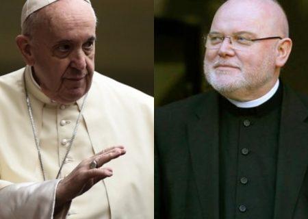 پاپ فرانسیس استعفای مقام ارشد کلیسای کاتولیک آلمان را نپذیرفت