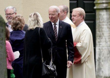چالش بایدن با کلیسای کاتولیک آمریکا