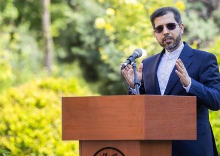 واکنش خطیبزاده به حضور سیاستمداران خودفروخته غربی در سیرک منافقین