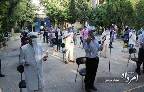 برگزاری متفاوت جشن تیرگان در شیراز