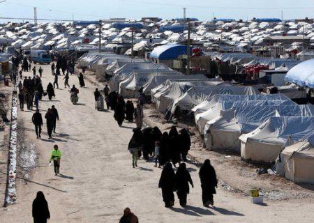 ازدواج اینترنتی زنان داعشی برای فرار از اردوگاه الهول