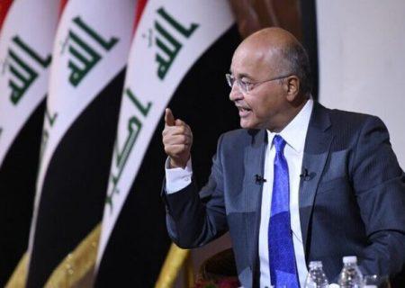 برهم صالح: ۲۷۰۰ ایزدی در اسارت داعش است