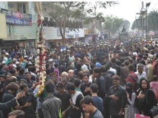 حسین تکری؛ زیارتگاههای نمادین اربعین در هند