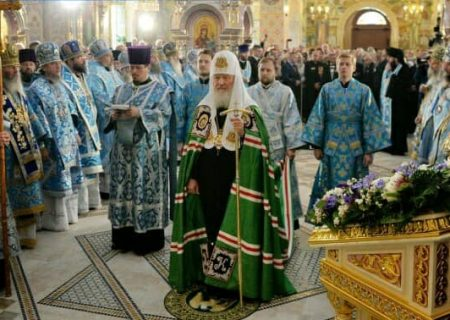 مذهب و دین مردم روسیه