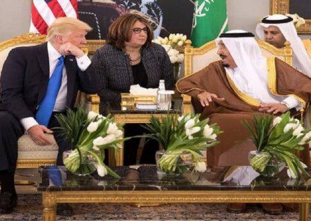 رسوایی جدید خاندان سعودی و دونالد ترامپ