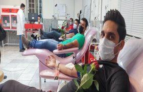 آیین پاسداشت روز اهدای خون «پیروان ادیان الهی» برگزار شد
