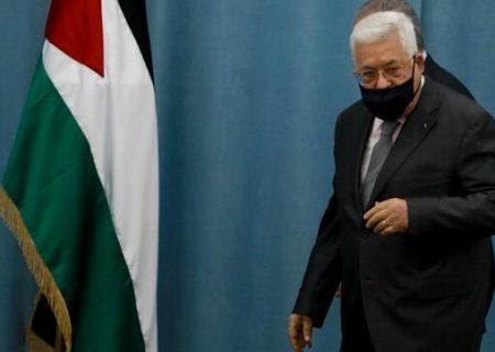 تماس محمود عباس با پاپ فرانسیس